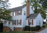 Foreclosed Home in SNOWFLAKE DR, Richmond, VA - 23237