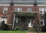 Foreclosed Home in E 33RD ST, Baltimore, MD - 21218