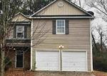 Foreclosed Home in VINCENT MILL DR, Douglasville, GA - 30134