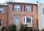 Foreclosed Home in BOBWHITE CIR, Gaithersburg, MD - 20879