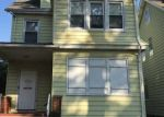 Foreclosed Home in S CLINTON ST, East Orange, NJ - 07018