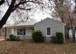 Foreclosed Home in N SHERIDAN ST, Wichita, KS - 67203