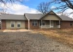 Foreclosed Home in TIMBER RIDGE RD, Howe, OK - 74940