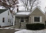 Foreclosed Home in MONICA ST, Detroit, MI - 48221