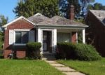 Foreclosed Home in EDMORE DR, Detroit, MI - 48205