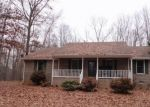 Foreclosed Home en W OLD MOUNTAIN RD, Louisa, VA - 23093