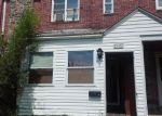 Foreclosed Home in BROOKLYN AVE, Brooklyn, MD - 21225