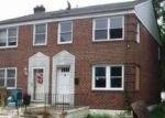 Foreclosed Home in DORIS AVE, Brooklyn, MD - 21225