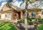 Foreclosed Home in LAVENDER CREEK CT, Cypress, TX - 77433