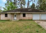 Foreclosed Home in DAWNWOOD DR, Spring, TX - 77380