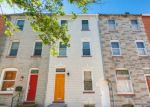 Foreclosed Home en BANK ST, Baltimore, MD - 21231