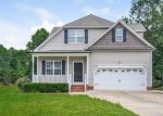 Foreclosed Home in SEQUOIA DR, Clayton, NC - 27527