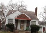 Foreclosed Home in APPOLINE ST, Detroit, MI - 48227