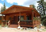 Foreclosed Home in INDEPENDENCE DR, Cripple Creek, CO - 80813