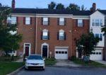 Foreclosed Home en VANFLEET CT, Laurel, MD - 20708