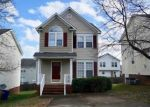 Foreclosed Home in WINDPROOF WAY, Raleigh, NC - 27616