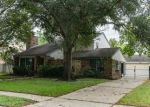 Foreclosed Home in MAPLE MANOR DR, Houston, TX - 77095