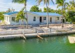 Foreclosed Home en PATTISON DR, Summerland Key, FL - 33042