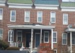 Foreclosed Home en BRIGHTON ST, Baltimore, MD - 21216