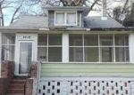 Foreclosed Home en VIRGINIA AVE, Halethorpe, MD - 21227