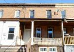 Foreclosed Home in ADELLA AVE, Trenton, NJ - 08609