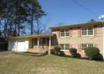 Foreclosed Home in RUSSELL DR, Anniston, AL - 36207