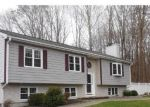 Foreclosed Home in BUFF CAP RD, Tolland, CT - 06084
