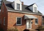 Foreclosed Home in DUNN IRVIN DR, Hagerstown, MD - 21740
