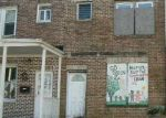 Foreclosed Home in N OHIO AVE, Atlantic City, NJ - 08401