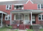 Foreclosed Home en EDGECOMBE CIR S, Baltimore, MD - 21215