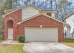 Foreclosed Home in MOCKINGBIRD PL, Conroe, TX - 77385