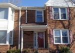 Foreclosed Home in MANCHESTER LN, Chesapeake, VA - 23321