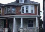 Foreclosed Home in W WILKES BARRE ST, Easton, PA - 18042