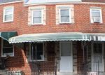 Foreclosed Home en BROWN AVE, Baltimore, MD - 21224