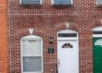 Foreclosed Home in CARROLL ST, Baltimore, MD - 21230