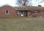 Foreclosed Home in TRIMBLE AVE, Martinsburg, WV - 25404