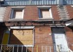 Foreclosed Home en N UBER ST, Philadelphia, PA - 19140
