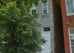 Foreclosed Home en DIVISION ST, Baltimore, MD - 21217