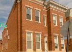 Foreclosed Home en N CALHOUN ST, Baltimore, MD - 21223
