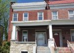 Foreclosed Home en W ROGERS AVE, Baltimore, MD - 21215