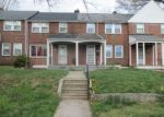 Foreclosed Home en MARBLE HALL RD, Baltimore, MD - 21239