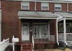 Foreclosed Home en HOLBORN RD, Dundalk, MD - 21222