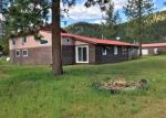 Foreclosed Home en RIVER BEND RD N, Superior, MT - 59872