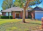 Foreclosed Home in TUMBLEWEED RD, Yukon, OK - 73099