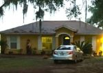 Foreclosed Home in SE 70TH AVE, Bushnell, FL - 33513