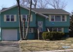 Foreclosed Home in HUCKLEBERRY LN, Toms River, NJ - 08753