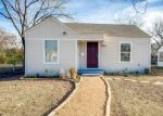 Foreclosed Home in WAWEENOC AVE, Dallas, TX - 75216