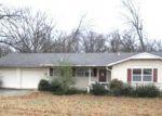 Foreclosed Home in SASHA LN, Tahlequah, OK - 74464
