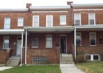 Foreclosed Home en SPRINGFIELD AVE, Baltimore, MD - 21212