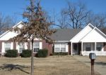 Foreclosed Home in N COUNTRY RIDGE DR, Stigler, OK - 74462